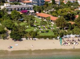 Angeliki Beach Hotel, ξενοδοχείο στη Μεγάλη Άμμο