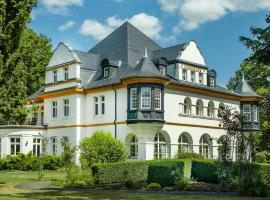 Villa Parkhaus, apartment in Wernigerode