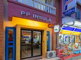 PP Insula, guest house in Phi Phi Don