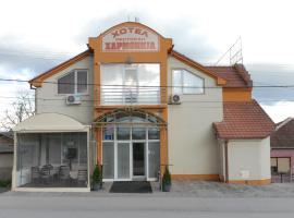 Harmony Hotel, hotel in Kumanovo