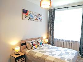 Šiauliai Central Spot Apartment, viešbutis Šiauliuose