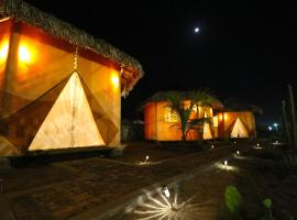 Venturi Glamping, luxury tent in São Miguel do Gostoso