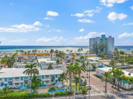 Hollywood Beachside Boutique Suite, hotel near Las Olas Boulevard, Hollywood