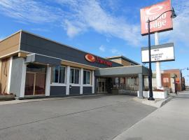 Econo Lodge City Centre, hotel near Kingston Airport - YGK, Kingston