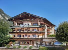 Hotel Alpenhof Kristall, Hotel in Mayrhofen
