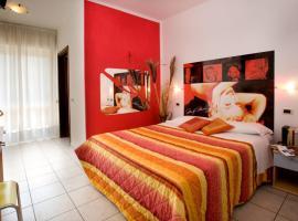 Hotel Villa Cesare B&B, hotel in Alba Adriatica