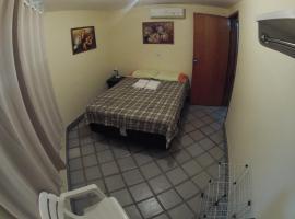 Apartamento Goiânia Setor Sul Integrado, budget hotel in Goiânia