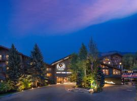 Snow King Resort, romantic hotel in Jackson