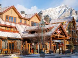 Banff Ptarmigan Inn, hotel in Banff