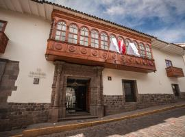 Aranwa Cusco Boutique Hotel, hotel in Cusco