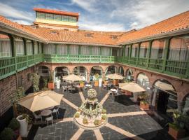 Aranwa Cusco Boutique Hotel, hotel in Cusco