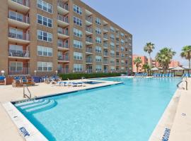 Gulfview II Condominiums by Padre Island Rentals, hotel cerca de Parque acuático Schlitterbahn, South Padre Island