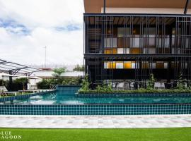 Blue Lagoon Hotel, отель в Чианграе