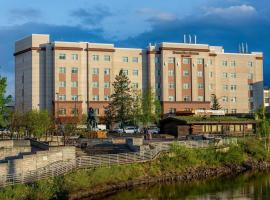 SpringHill Suites by Marriott Fairbanks – hotel w mieście Fairbanks