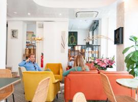 HOTEL LUCIEN, hotel in 2nd arr., Paris