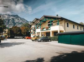Brückenwirt, hotel in Hallein