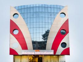 Hotel Rainbow International Lakdikapul, hotel near Banjara Hills, Hyderabad