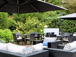 Villa Westend Hotel an der Messe GmbH, hotel in Frankfurt