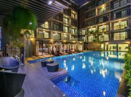 Plaai Prime Hotel Rayong Formerly D Varee Diva Central Rayong, hotel in Rayong