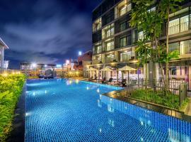 PLAAI Prime Hotel Rayong, Formerly D Varee Diva Central Rayong, hotel in Rayong