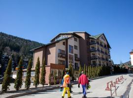 Hotel Skilandhouse, hotel in Bukovel