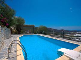 Spitimas, hotel in Myrtos