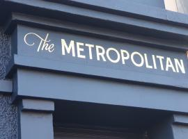 The Metropolitan, guest house in Whitley Bay