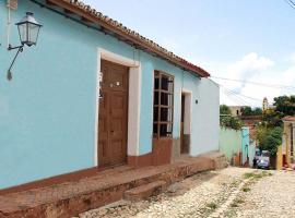 Casa Alejandra TRINIDAD, homestay in Trinidad