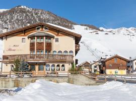Hotel Flora, hotel poblíž významného místa Tagliede-Costaccia, Livigno