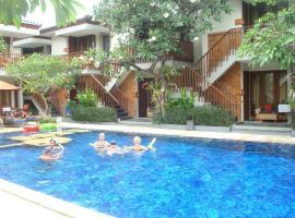 Rama Garden Hotel Bali, hotel near Ku De Ta, Legian