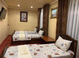 MUSINA, hotel in Samarkand