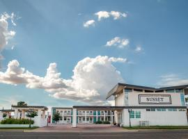 Arizona Sunset Inn, motel in Willcox