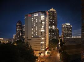 Hampton Inn & Suites Atlanta-Midtown, Ga, hotel in Atlanta