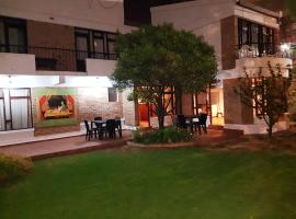 El Jardín Suites and Guest House, guest house in Cochabamba