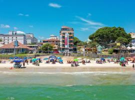 Hotel Vila Mar, hotel em Florianópolis