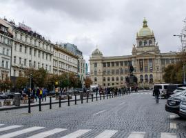 Hostel Apartments, hostel in Prague