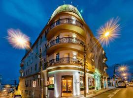 Planalto Select Hotel Ponta Grossa, family hotel in Ponta Grossa