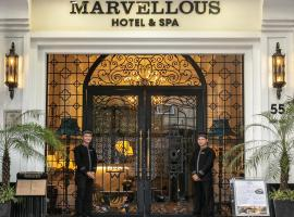 Hanoi Marvellous Hotel & Spa, hotel near Ha Noi Train Station, Hanoi