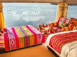 Luz del Titicaca Lodge, three-star hotel in Puno
