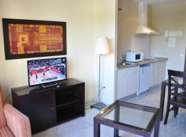 Apartamentos Luxsevilla Palacio, hotel cerca de Aeropuerto de Sevilla - SVQ,