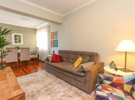 Lindo Apartamento - Vista Parque Barigui - MLN001, holiday rental in Curitiba