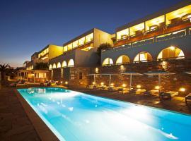 Ξενοδοχείο Περράκης, ξενοδοχείο στο Κυπρί