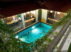 D'story @ TYB, villa in Malacca