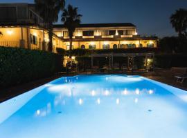 Le Dune Sicily Hotel, viešbutis Katanijoje