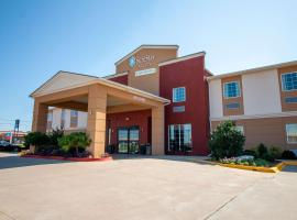 SureStay Plus Hotel by Best Western Owasso Tulsa North, hotel near Tulsa International Airport - TUL, Owasso