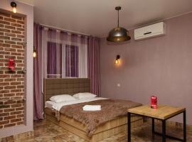 iRent72 Apartment, apartment in Tyumen