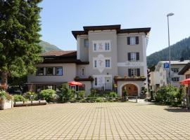 Hotel Wynegg, hotel in Klosters