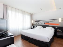 Axor Barajas, Hotel in der Nähe vom Flughafen Madrid-Barajas - MAD, Madrid