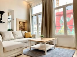 Luxury Suites Grotemarkt, hotel in Antwerp