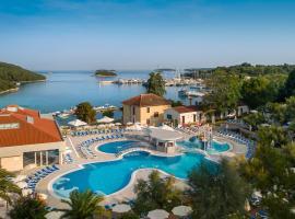 Tourist Settlement Belvedere, resort in Vrsar